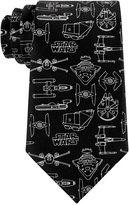 Star Wars Men's Blueprint Tie