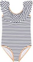 Chloé Striped swimsuit