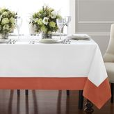 Wamsutta Mills Bordered Linen Tablecloth