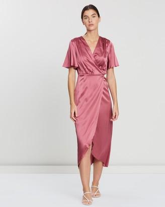 Hansen & Gretel Edie Silk Dress
