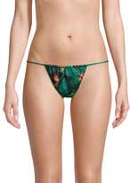 Vilebrequin Women's Florette String Bikini Bottom