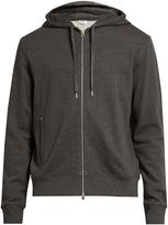 Acne Studios Johna hooded cotton sweatshirt