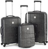 REVELATION By Antler Finlay 3 Piece Luggage Set