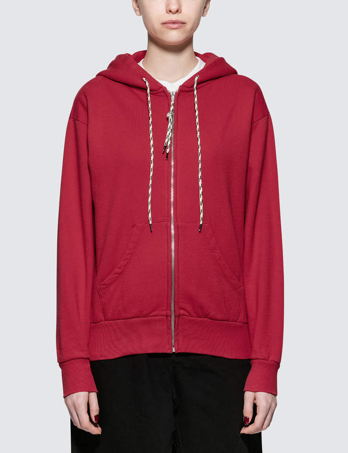 Aries Zip Up Pocket Hoodie