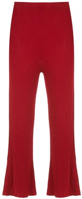 OSKLEN Flared Trousers