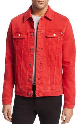 AG Jeans Regular Fit Dart Jacket