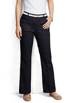 Lands' End Women's Petite Modern Curvy Boot Pants-True Navy
