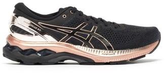 Asics Gel-kayano 27 Mesh Running Trainers - Black Gold