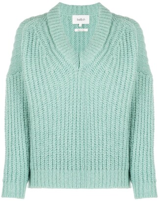 BA&SH Babe V-neck jumper