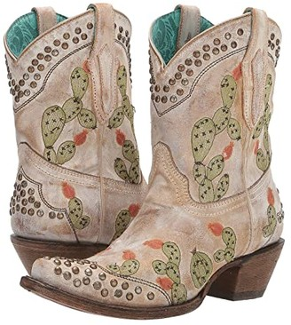 Corral Boots C3498 (Saddle) Women's Boots