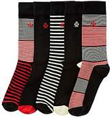 Jeff Banks Pack of 5 Socks