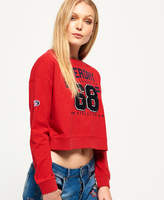 Superdry Tri League Boxy Top