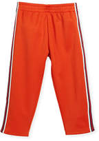 Gucci Jogging Pants w/ Banded Sides, Size 12-24 Months
