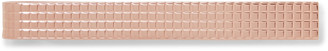 Kingsman + Deakin & Francis Rose Gold-Plated Tie Bar