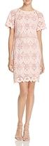 Style Stalker Stylestalker Elora Geometric Lace Dress