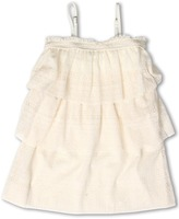 Juicy Couture Dollface Lace Cover-Up Dress (Toddler/Little Kids/Big Kids) (Angel) - Apparel