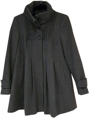 ASOS Anthracite Wool Coats