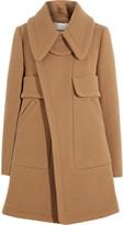 Chloé Wool-blend felt coat