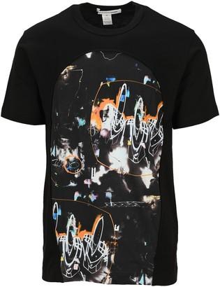 Comme des Garçons Shirt Futura Print T-Shirt