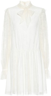 Philosophy di Lorenzo Serafini Lace minidress
