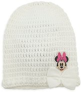 Adorable Minnie Mouse Knit Hat for Baby size 6-12 months