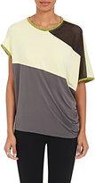 VPL Women's Continuem Sweat T-Shirt-Yellow Size Xs