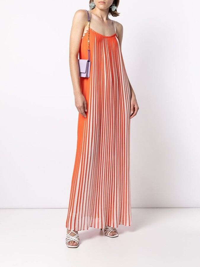 Thumbnail for your product : Bambah Stella pleated dress