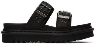 Dr. Martens Black Myles HDW Sandals