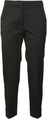 Pt01 Regular Fit Cropped Trousers