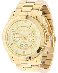 Michael Kors Michal Kor Collction MK8077 - Runway Chronograph Watch