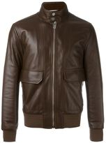 Bally flap pocket jacket