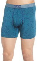 Saxx Men's 'Platinum' Stretch Boxer Briefs