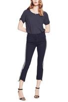 Mother Insider Black Cropped Pants