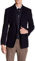 Tommy Hilfiger Moleskin Insert Two Button Notch Lapel Suit Separates Jacket