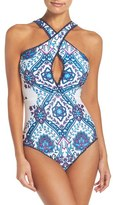 Becca Women's Inspired One-Piece Swimsuit