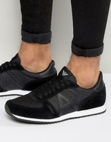 Armani Jeans Logo Runner Trainers