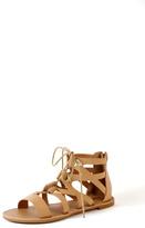 Qupid Studded Athena Sandal