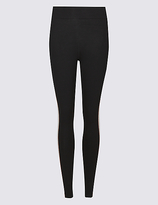 M&S Collection Quick Dry Cotton Rich Leggings