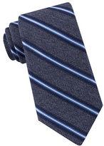 Black Brown 1826 Narrow Silk-Blend Tie