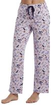 Jockey Women's Pajamas: Printed Pajama Pants
