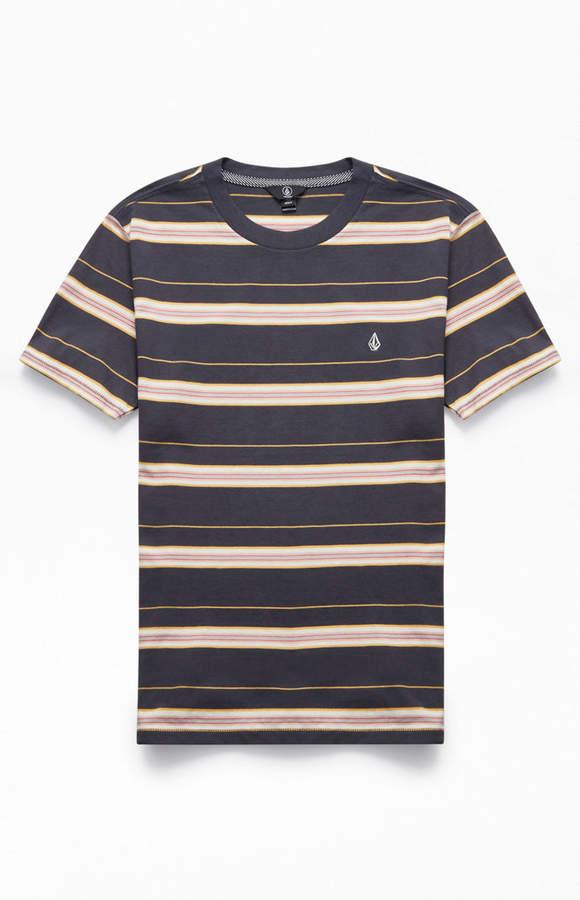 cd87c2f1 Volcom Striped Tees Men - ShopStyle