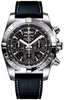 Breitling Stainless Steel Chronomat 44 Chronograph Watch 44mm