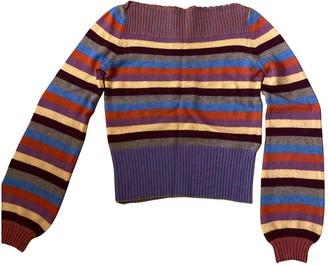 Dolce & Gabbana Multicolour Wool Knitwear for Women