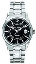 Revue Thommen Men's Quartz Watch with Grandv Ille Analogue Automatic Stainless Steel 21015.2137