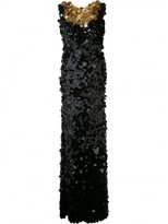 Sonia Rykiel sequin maxi dress