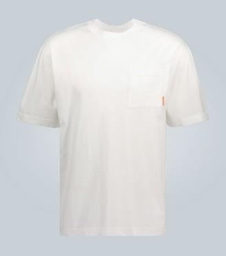 Acne Studios Extorr Pink Label Pocket T-shirt