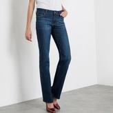 La Redoute R essentiel Bootcut Regular Waist Jeans, Length 32