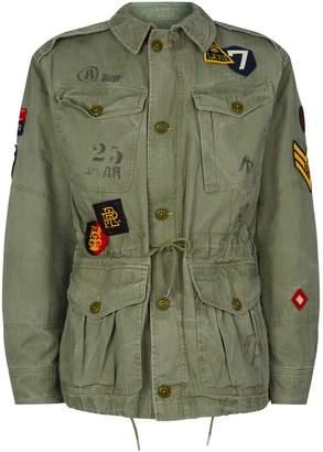 Polo Ralph Lauren Cotton Field Jacket