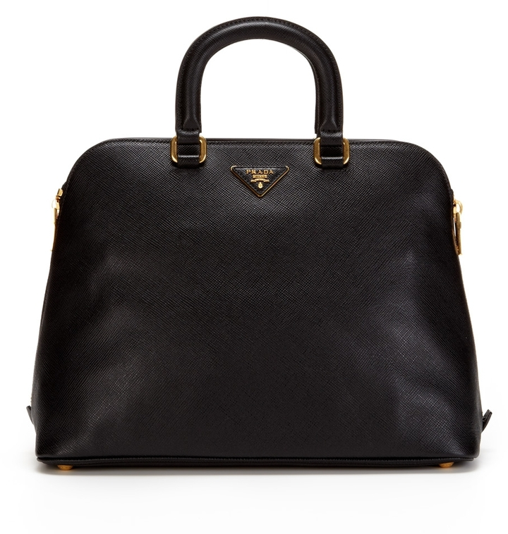 Prada Saffiano Leather Shopping Tote