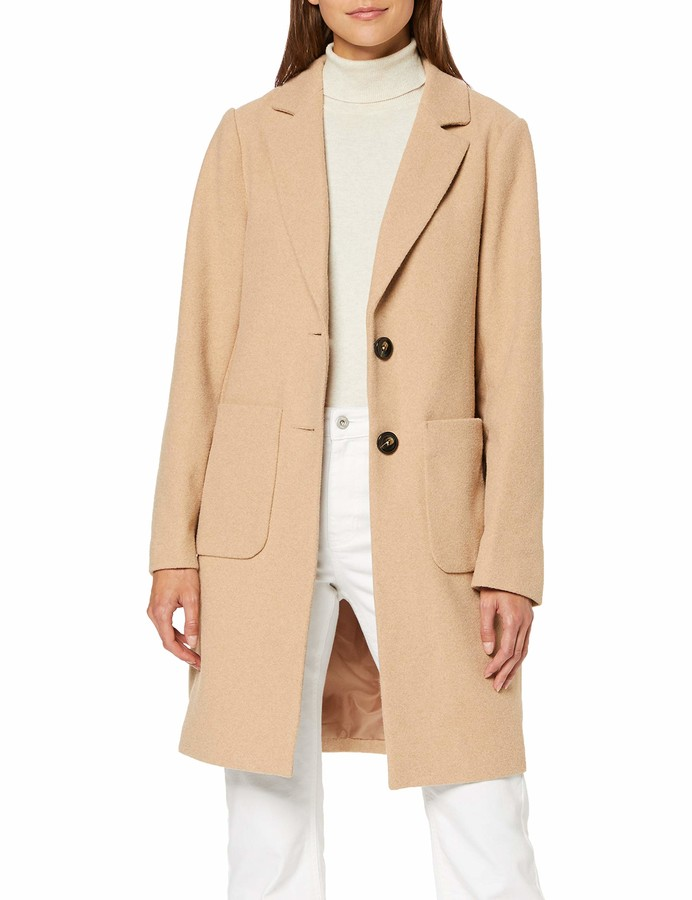New Look Women's Op Aw19 Piper Li Coat Quilted Jacket S16